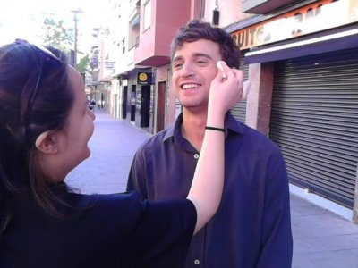 making off